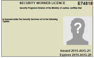vancouver locksmith license